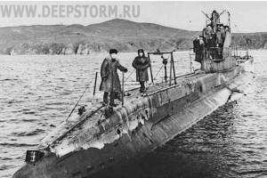 Бобровцы – офицеры военно-морского флота