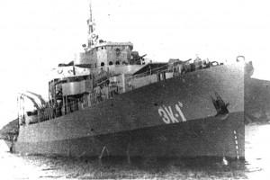 Бобровцы на флоте