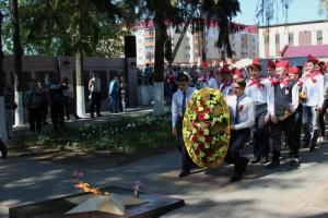 Митинг, посвященный Дню Памяти и Скорби.