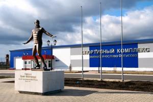 Памятник Николаю Панину-Коломенкину