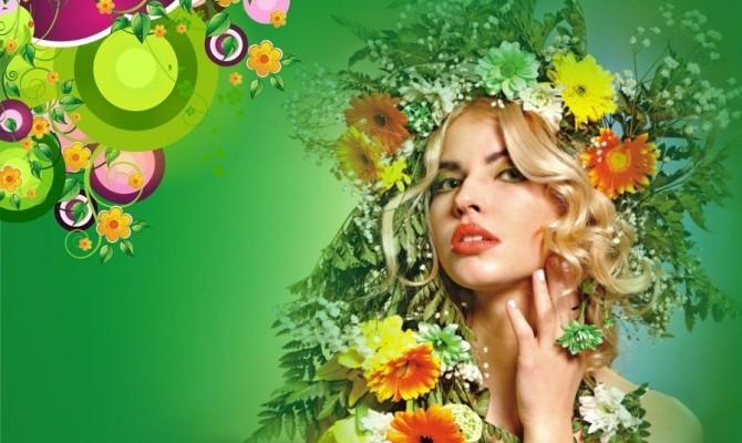 «Мисс Весна»