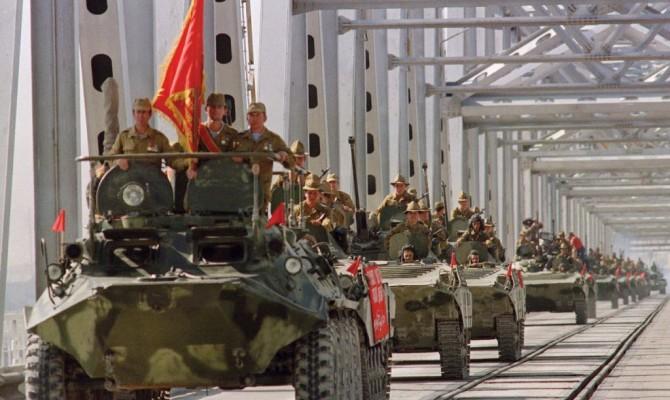 «История страны через судьбы Афганцев»