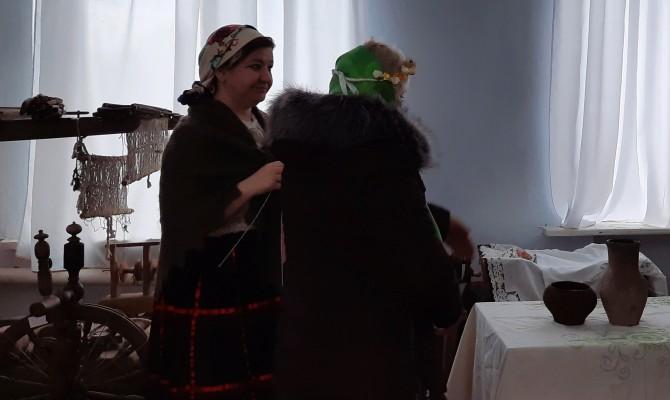«Коршевские колядки» фольклорный праздник