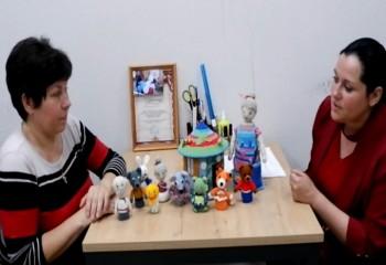 Интервью с Евгенией Касаткиной о ее вязанных игрушках