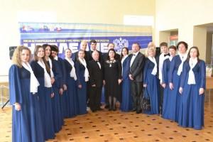 25 мая 2018 в РДК в 17.00 ч. состоится отчетный концерт народнойакадемической хоровой капеллы