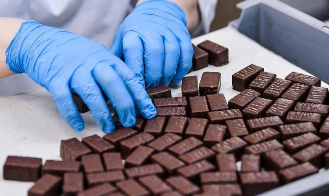 «Я в шоколаде»