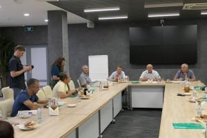 Пресс - Тур в Боброве