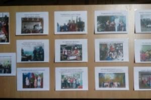 Стоп-кадр с выездных мероприятий Хреновского СДК