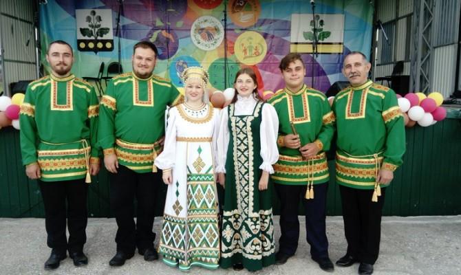 «Песня русская - душа народная»