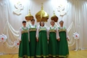 Праздничный концерт к освящению Храма
