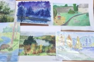 Итоги районного конкурса детского рисунка «Люблю тебя, мой край родной»