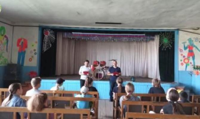 Тематическая программа «России нужен твой голос»