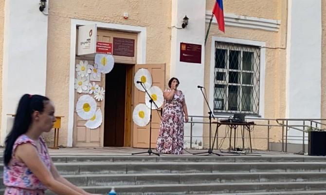 Юдановский ДК приглашает на концерт