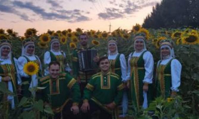 Концертная программа «За селом»