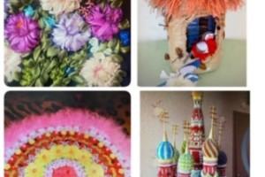 Впервые в районе состоялся онлайн – конкурс «Бобровские умельцы»