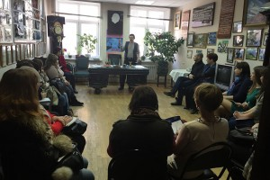 Рабочий семинар руководителей сельских учреждений культуры.