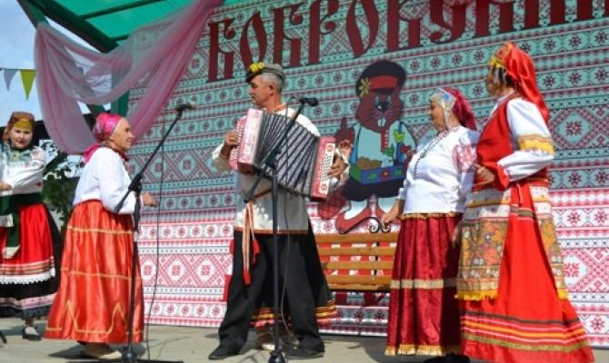 Районный фестиваль фольклора и ремесел  «Живой родник»