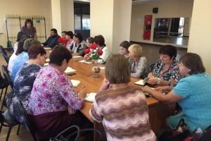 На базе РДК прошел семинар руководителей КДУ по совершенствованию активизации деятельности Домов культуры.
