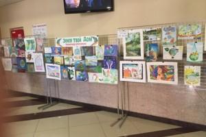 Итоги районного конкурса детского рисунка «Земля наш дом»