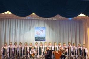 Слободской  народный хор