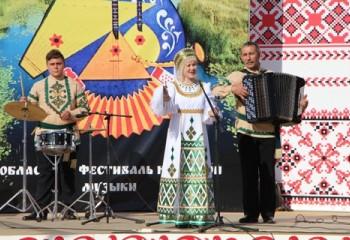 Народный ансамбль русских народных инструментов  Слободского СДК