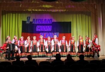 Чесменский народный  вокальный ансамбль «Селяночка»