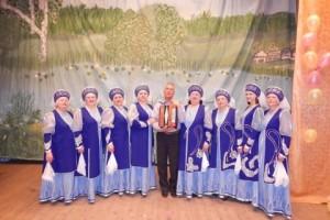 Народный вокальный ансамбль «Ясенки»