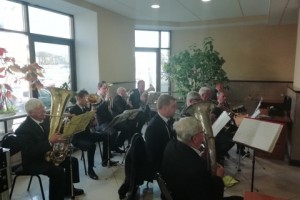 Народный духовой оркестр  РДК