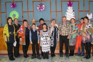 Рождество в кругу семьи