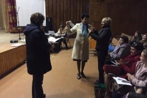 В Семено – Александровском СДК состоялся выездной семинар руководителей сельских Домов культуры.