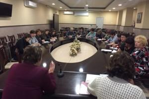 Прошел семинар руководителей КДУ