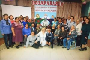В районе прошел смотр – конкурс клубов «Ветеран»