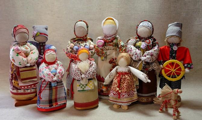 «Народная кукла – феномен традиционной культуры»