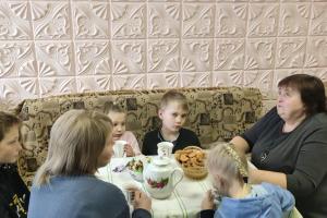 «Традиции и обряды хранящиеся в моей семье»