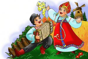 Губернский фестиваль. Воронеж фольклорный.