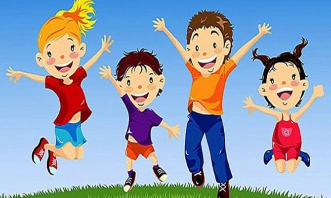 Детки, поздравляем вас с днем защиты детей!