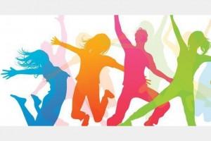 Развлекательная программа  <<Танцуй, пока молодой>>.