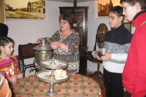 Весенние каникулы в Бобровском музее