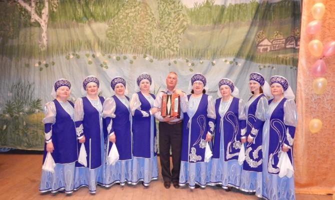 Отчетный концерт вокального ансамбля «Ясенки»