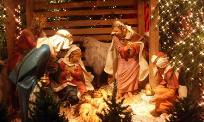 Святое рождество.