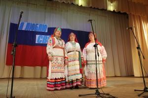 XI конкурс военно-патриотической песни «Я люблю свою землю».