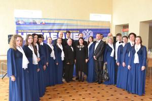 Народная хоровая академическая капелла Бобровского РДК  вернулась из Курска с II  Международного конкурса – фестиваля искусств «Наследие»