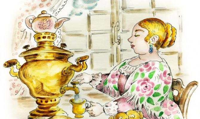 Чай пить - долго жить