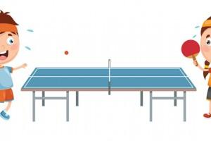 Весёлый теннис
